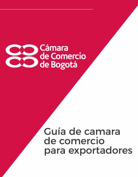 Guía Etiqueta, Envase y Embalaje para Exportación Cámara de Comercio de Bogotá
