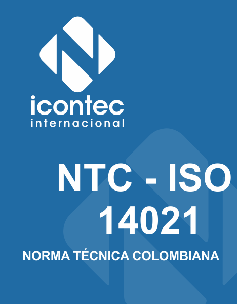 Norma Técnica Colombiana NTC ISO 14021: 2000