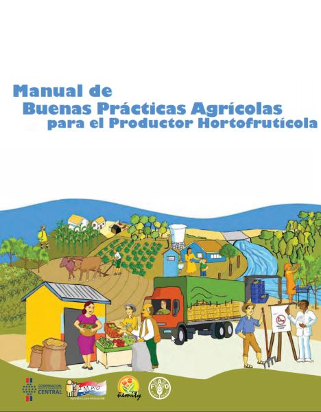 Manual de buenas prácticas agrícolas para el productor hortofrutícola