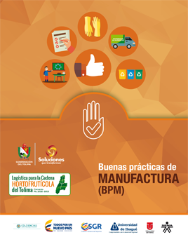 Manufactura bpm for Manual de buenas practicas de manufactura pdf